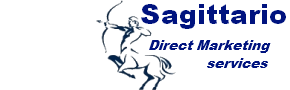 Sagittario direct marketing services