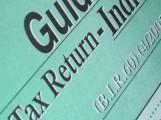Tax return-personal
