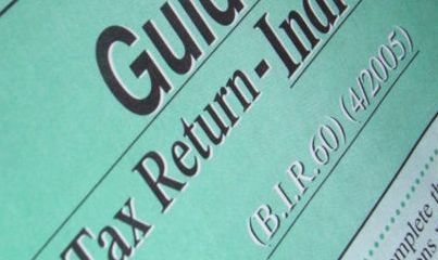 how to lodge personell tax return