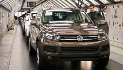 VW - one of Slovakia's biggest employers