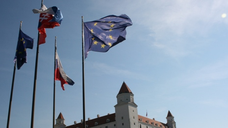 Bratislava Castle (c) The Daily.SK
