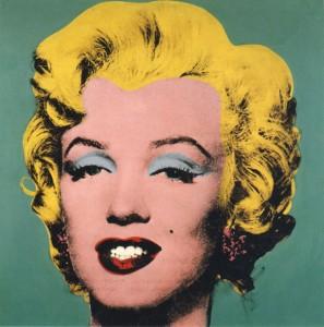 Andy Warhol's Marilyn Print