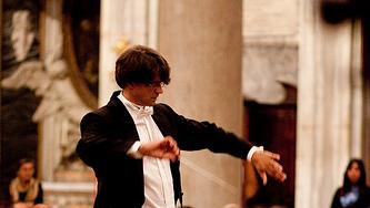 il Maestro Walter Attanasi