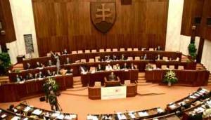 Slovak Parliament (c) Tibor Macak, The Daily.SK