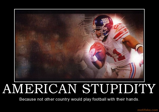 American stupidity demotivational poster 1213647559