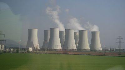 Jaslovske Bohunice Nuclear Power Plant (c) MarkBA