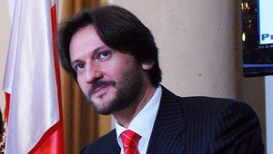 Interior minister Robert Kalinak keeping track of Slovaks (c) Pavol Freso