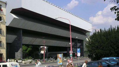 Slovak National Gallery, Bratislava (c) Martin Proehl