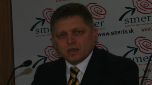 Prime Minister Robert Fico (c) The Daily.SK