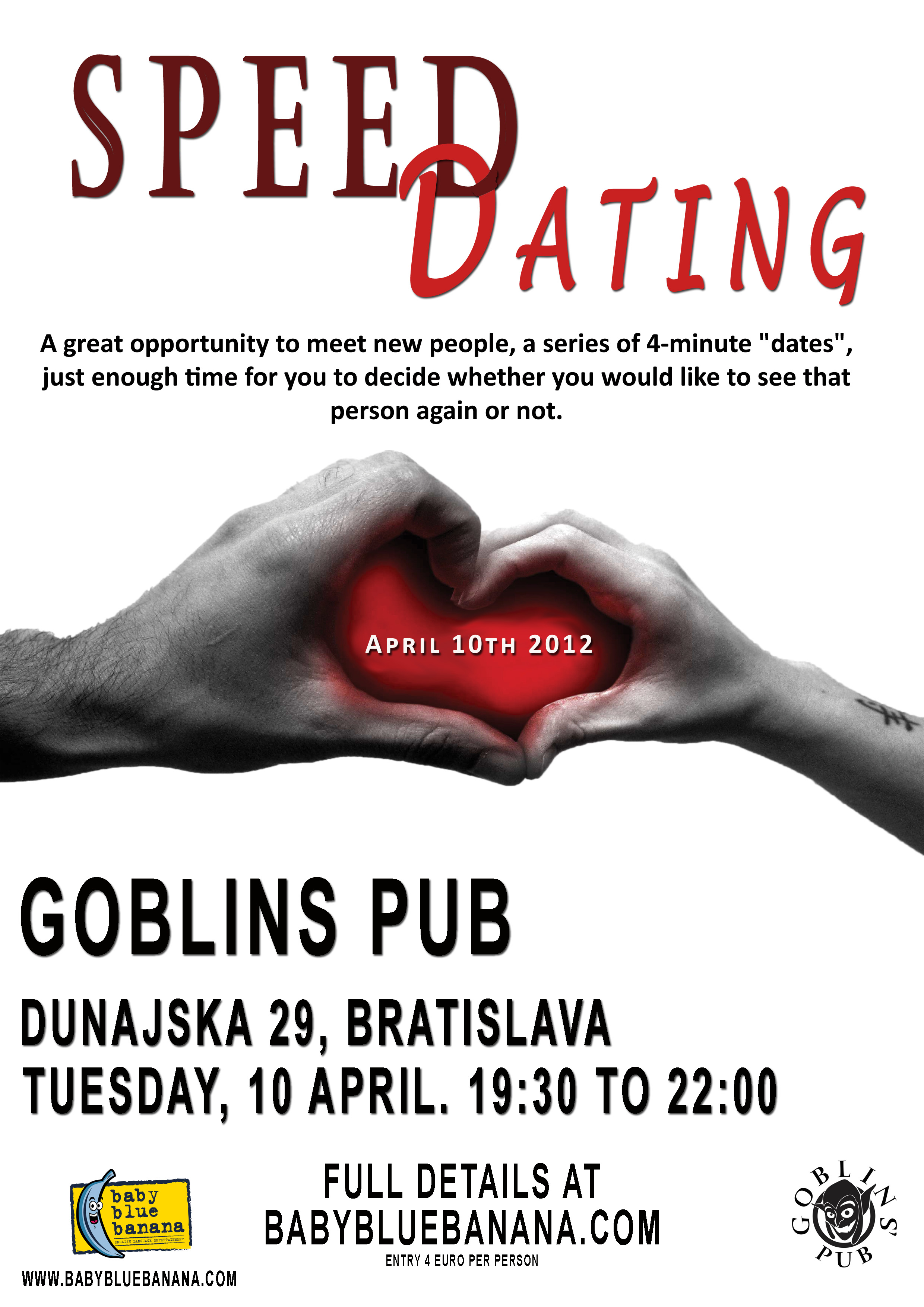 Speed dating bucuresti 2012