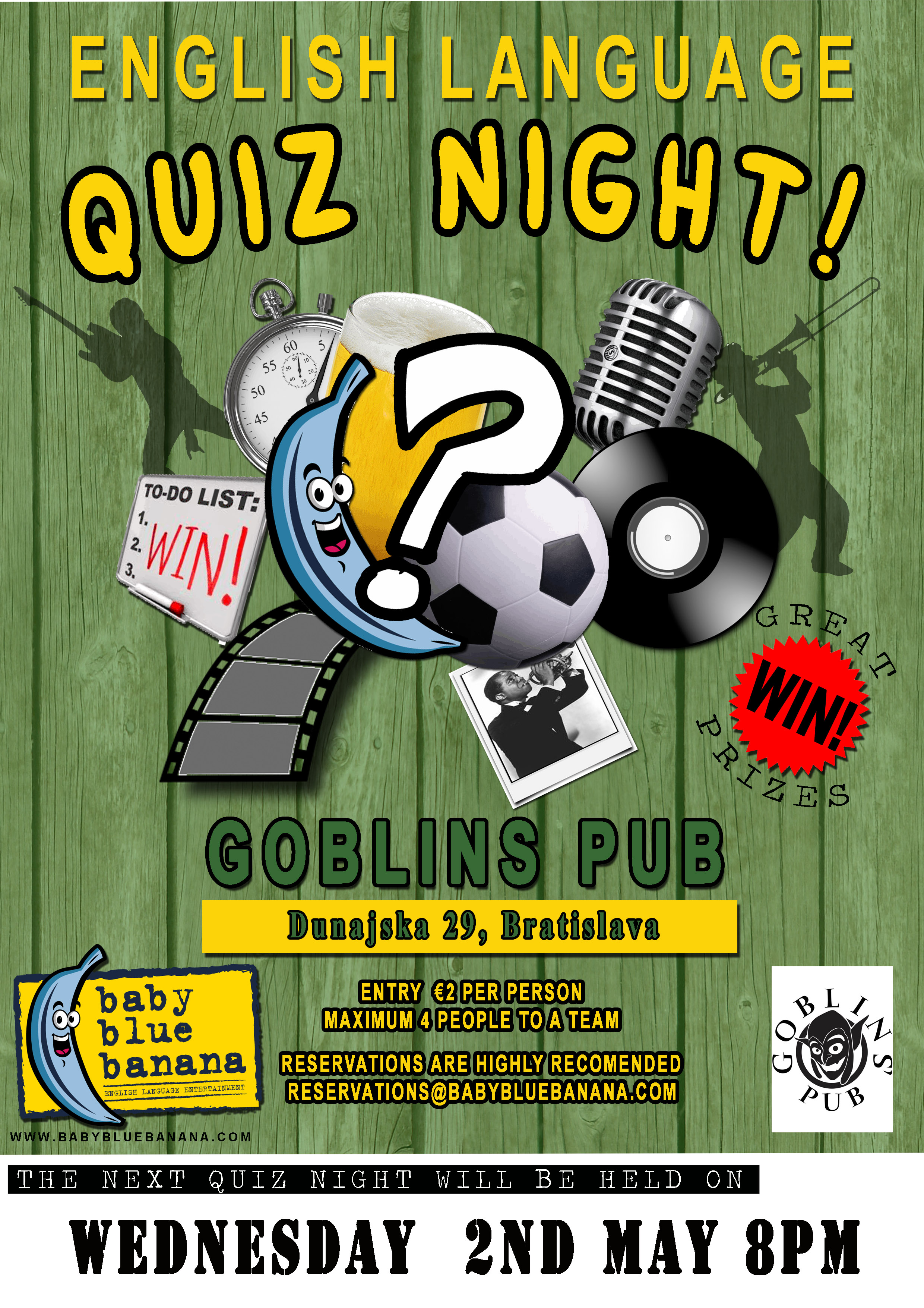 Dated Quiz Poster Goblins The Daily Slovak News