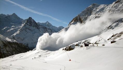 Avalanche (c) Zacharie Grossen