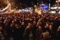 Thousands protested for Paska to stand down. He did so the next day (c) TheDaily.SK