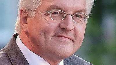 frank-Walter Steinmeier - photo: Arne List
