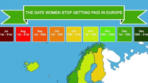 thumbEMUK - Gender Pay Gap in Europe